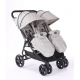 Stroller For Twins Happy 2 - Beige