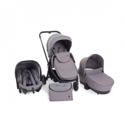 Vicenza 3 In 1 Grey